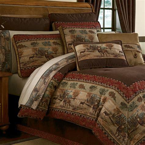 deer valley comforter bedding  croscill comforters