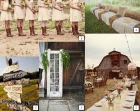 country themed wedding road weddings
