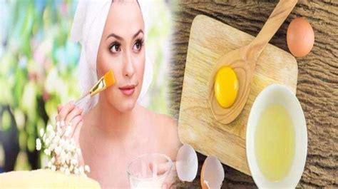 manfaat masker putih telur  kecantikan wajah hageuycom