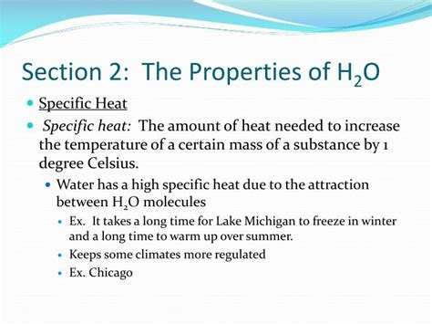 section 2 2 properties of water ppt earth s waters earth the water planet powerpoint