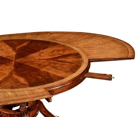 Expandable Round Dining Table by 53 61 Expandable Mahogany Dining Table Dining Amp Kitchen