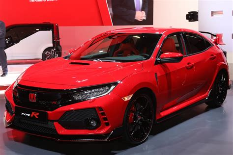 honda civic type r 2017 hear the 2017 honda civic type r start its engine w