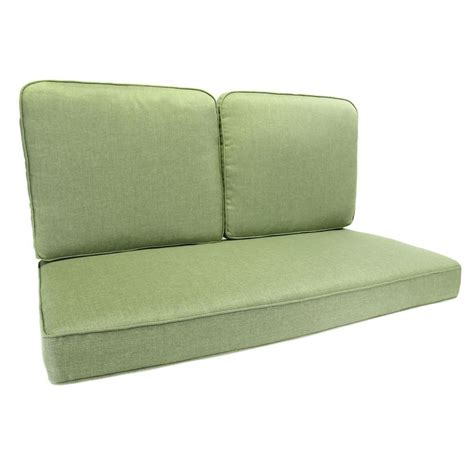 replacement cushions  patio furniture loveseat
