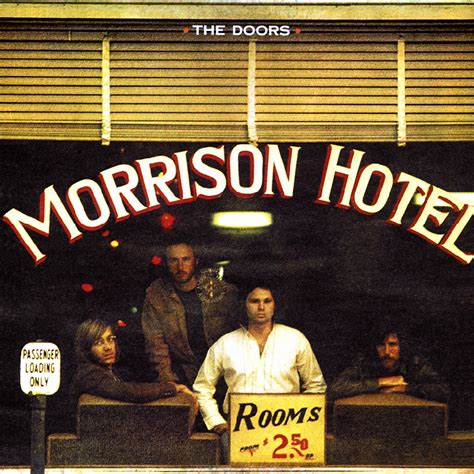 The Doors Indian Summer morrison hotel the doors listen and discover at