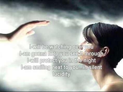 Queensryche Silent Lucidity Written Lyrics