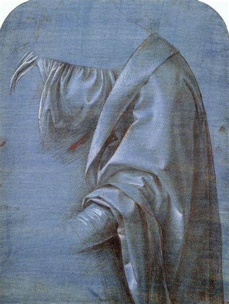 drapery art file giovanni antonio boltraffio study of drapery
