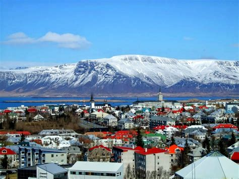Reykjavik For The Country by Is Beautiful Iceland 205 Sland A Voyage To Iceland