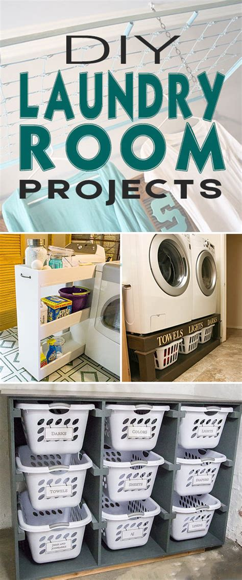 Diy Laundry Room Ideas Projects Decorating Your Small Diy Laundry Room Decor