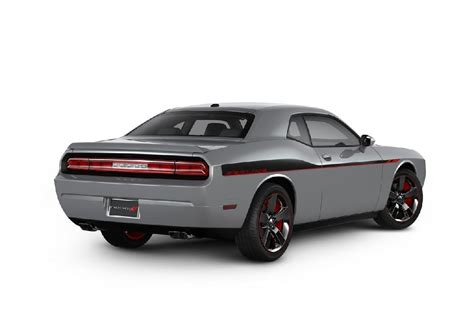 Dodge Debut by Chicago Debut For Dodge Challenger R T Redline