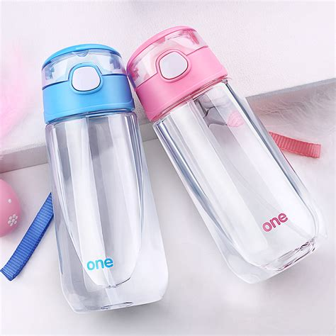 Us Baby Sport Straw Bottle 310 Ml Tersedia Pilihan Warna T2909 500ml my water bottle with straw children water cup for water bottles portable