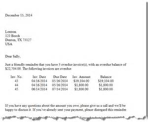outstanding invoice letter template customizing word docs with quickbooks information