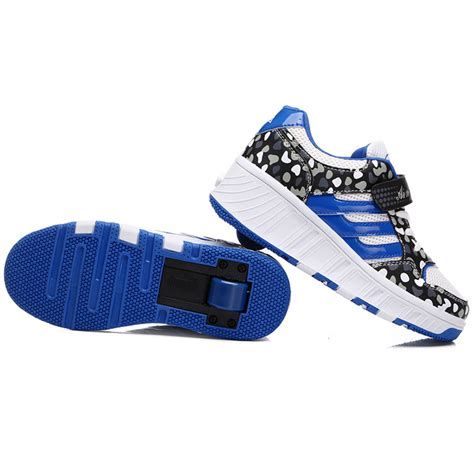 2015 comfortable one wheels heelys wheeled shoes
