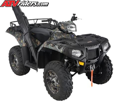 polaris atv 2010 polaris sportsman xp browning limited edition atv