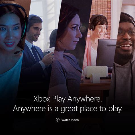 xbox play anywhere xbox