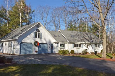 lake arrowhead ossipee maine lakefront real estate