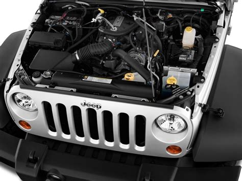 What Of Engine Does A Jeep Wrangler Image 2013 Jeep Wrangler Unlimited 4wd 4 Door Rubicon