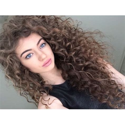 perm for big face 15 luscious long hairstyles for curly hair 2017