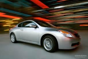 Nissan Altima Coupe Horsepower Nissan Altima Coupe Specs 2007 2008 2009 2010 2011