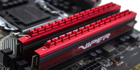review ram patriot viper ddr4 2x8gb 3400mhz c16 ram ekonomis yang powerfull hexatekno