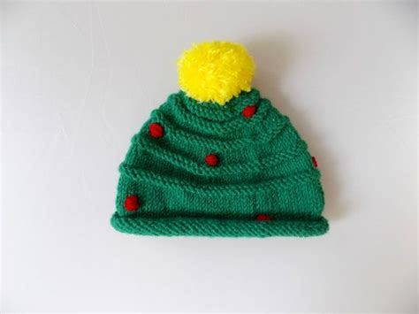 christmas tree beanie pattern 17 best images about christmas tree hats on pinterest