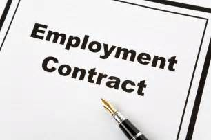 types of employments contracts foreigners in poland
