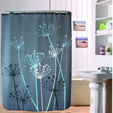 thistle shower curtain intridesign thistle fabric shower curtain 187 petagadget