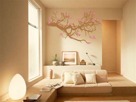 unique  modern paint ideas  living room