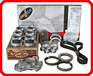 toyota lexus rx  dohc  mzfe engine rebuild kit ebay