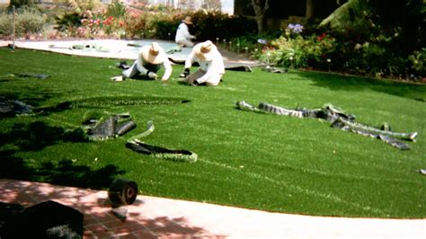 putting turf in backyard artificial turf installation putting green backyard san gogo papa