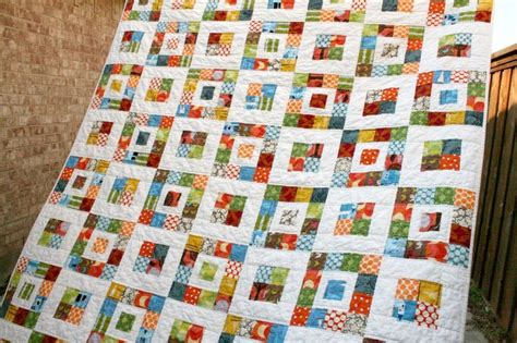 7 FREE Fat Quarter Quilt Patterns