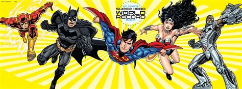 Records Ca Record Du Monde H 233 Ros Dc Comics Comment 231 A Marche Dcplanet Fr