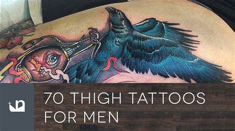 thigh tattoos for guys 70 thigh tattoos for