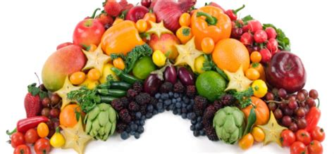 healthy color eat a food rainbow and colour yourself healthy crave bits