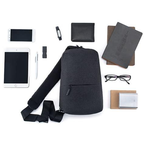 Tas Lining Backpack Original xiaomi tas selempang style original gray jakartanotebook