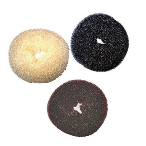 Small Hair Donut Donut Bun Hair Bun Cepol Donat Rambut 2 T1310 hair donut ballet bun former 3 sizes