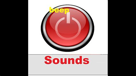 button beep sound effect button beep sound effects all sounds youtube