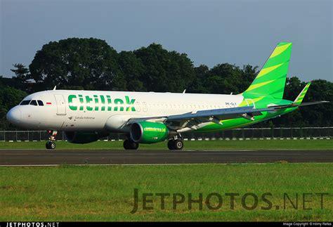 citilink via halim pk gly airbus a320 214 citilink hilmy refas jetphotos