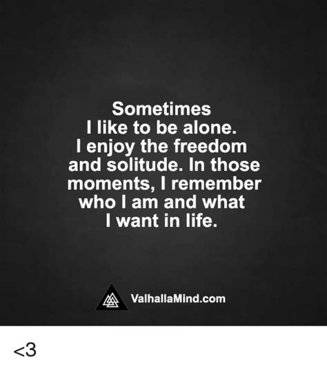 Sometimes I Enjoy Being Alone Essay by Sometimes I Like To Be Alone I Enjoy The Freedom And Solitude In Those Moments I Remember Who I