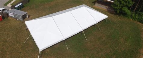 Table Cloth Bordir Ukuran 40x80 7 40x80 white wedding frame tent seats 192 michiana tool and rental