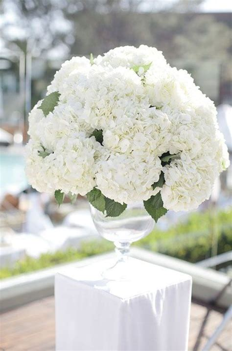25 best ideas about white flower arrangements on
