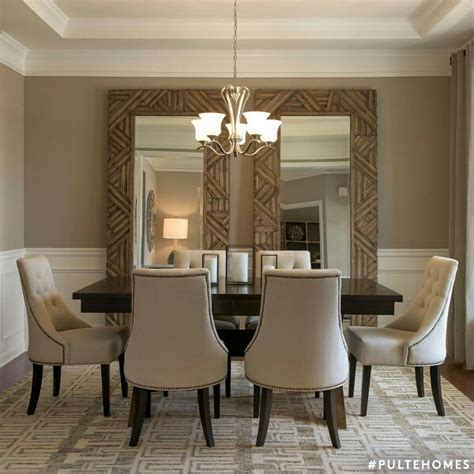 large kitchen dining room ideas large mirrors in dining room idea for a room that