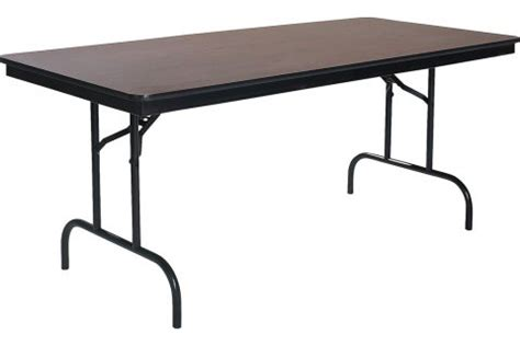 rectangular particle board tables folding tables