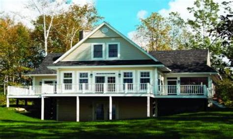 Lake Front House Plans by Lake House Plans With Porches Lake House Plans With