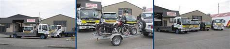 motor trust towing services towing services invercargill auto rescue