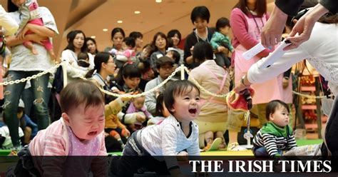 Japanese Birth Records Birth Rates In Japan Fall To Lowest Level On Record