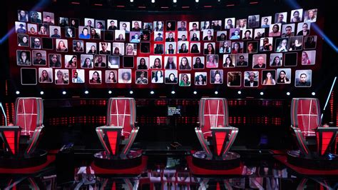 voice episode  blind auditions season