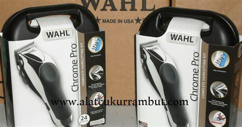 Alat Cukur Rambut Wahl Deluxe Chrome Pro pencukur rambut orisinil amerika wahl chrome pro harga murah bergaransi jual alat dan mesin