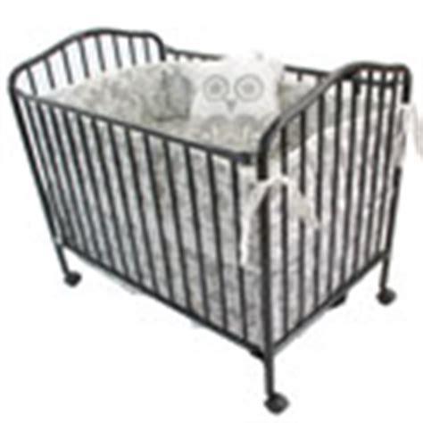 Black Iron Baby Crib Shop Wrought Iron Metal Crib Set Vintage Antique