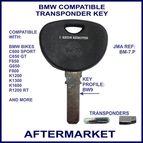 bmw key cloning bmw motorcycles compatible transponder key cut cloned in