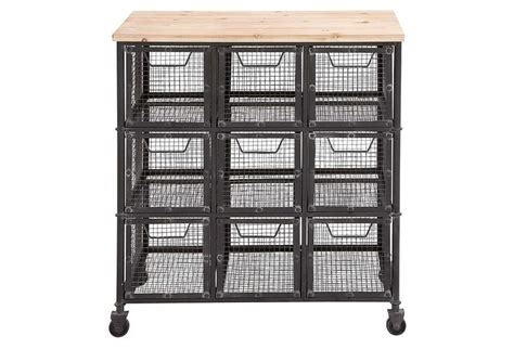 6 drawer mesh rolling cart wood storage carts on wheels with drawers woodworking